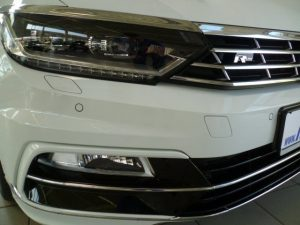 vw passat b8 headlights xenon