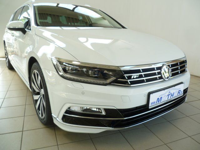 vw passat b8 highline